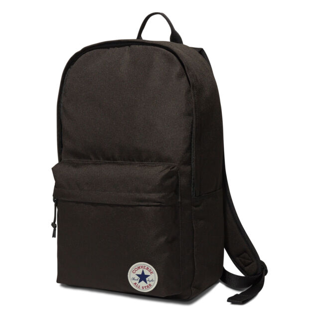 06dd2f9b21a9 Converse EDC Core Poly Backpack Black 10003329 001 Chuck Taylor All ...