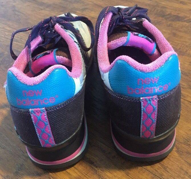 New 10 Balance CM996MBT AQUA Blau Pink BEADS Größe 10 New US USED NO BOX cce9a9