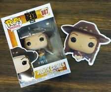 The Walking Dead #887 Brand New Funko Pop Judith Grimes Television