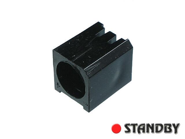 1000pcs LED clip for 5 mm LED, Q62902B 156F222 SIEMENS, rectangular mounting