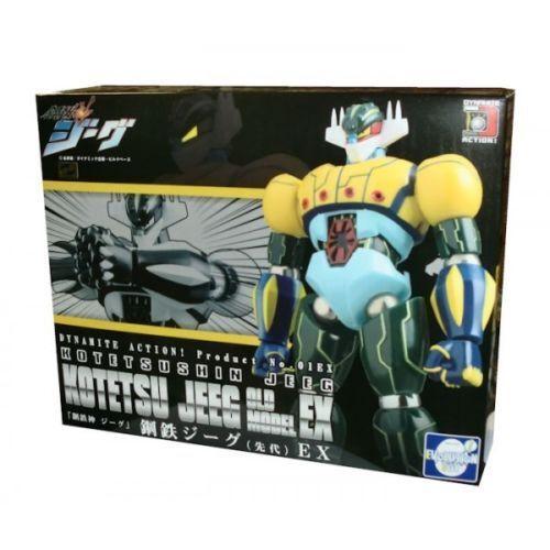 Evolution giocattolo Dynamite azione No.1 EX  Kotetsushin Jeeg Ex Old modellololo Version  migliore offerta
