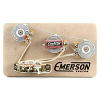 Emerson Custom Strat 5-way Blender Prewired Kit - Free Shipping