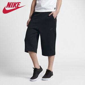 Détails sur Nike Sportswear Tech Pack Femmes Capri Shorts Taille S * Neuf Avec Étiquettes 85 $ afficher le titre d'origine