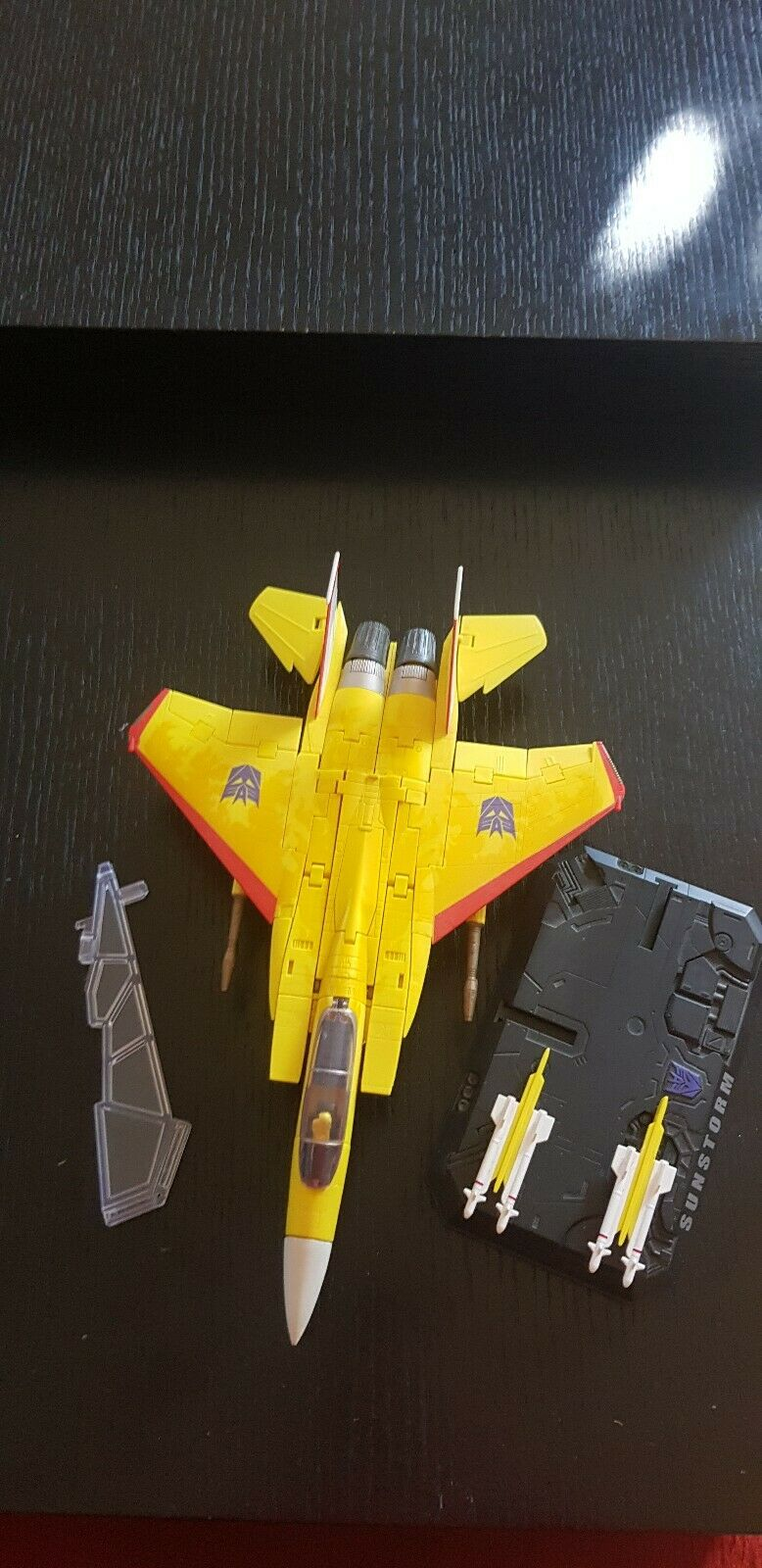 Transformers Masterpiece Hasbro MP-05 Sunstorm
