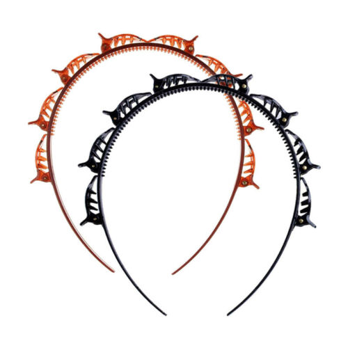 Haarschmuck Frisurenhilfe Haarreif HairTwister Flechter Haarspange mit Klammern