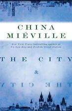 The City and the City by China Miéville (2009, Hardcover)