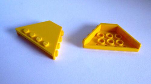 Mulde gelb neu. 2 x LEGO® 30022 Endstücke Kipper
