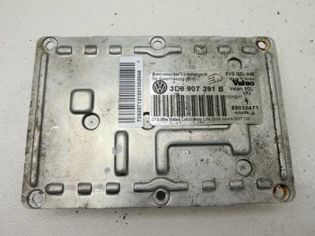 Xenon Vorschaltgerät Links Fernlicht für VW Phaeton 3D 01-07 3D0907391B