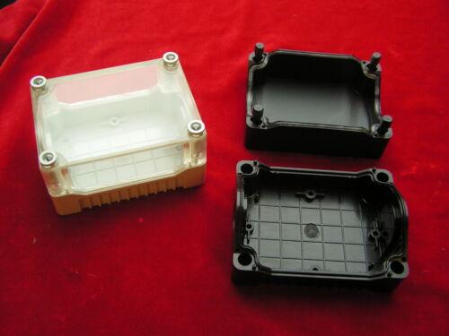 IP67 scellé abs boîte de jonction électronique etc 106x80x53mm BB2 TG2 OLU2-01 OLU2-02