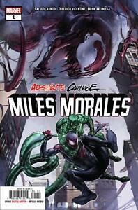 Absolute-Carnage-Miles-Morales-1-1st-App-Marvel-Comic-1st-Print-2019-NM