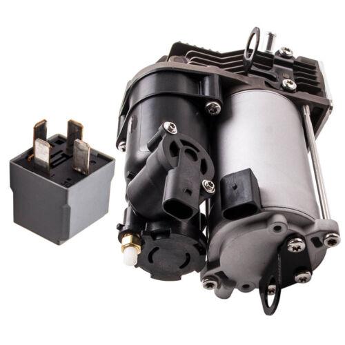 Air Suspension Compressor For Mercedes ML320 ML350 ML500 GL450 GL550 w// Relay
