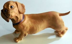 Vintage rubber toy dog squeeze.