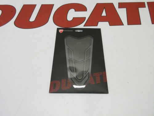 Ducati Performance carbon tank pad protector carbon Panigale V4 S  97480161A