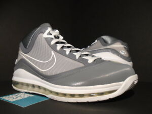 check out c7d18 aa8a3 Image is loading 2010-Nike-Air-Max-LEBRON-VII-7-COOL-
