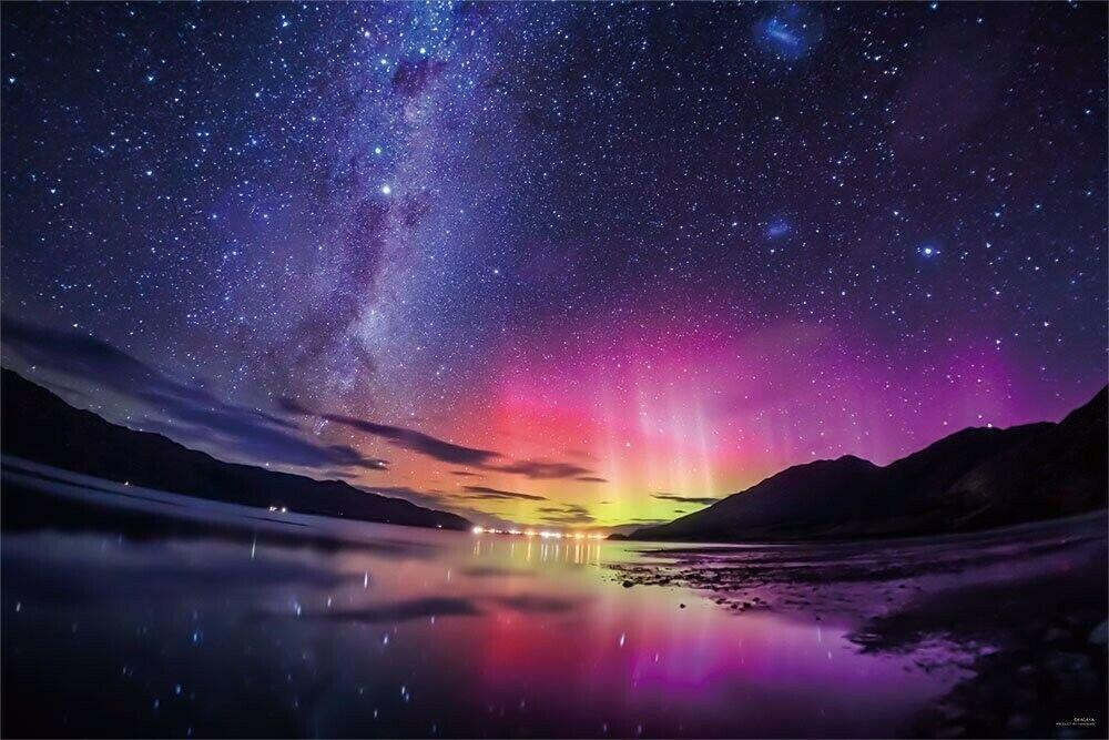 Yanoman 1000 Teile Puzzle Kagaya Antarktis Licht At The Ende von Galaxy Die