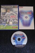 PS2 : PRO EVOLUTION SOCCER 2012 - PES 12 - Completo, ITA !
