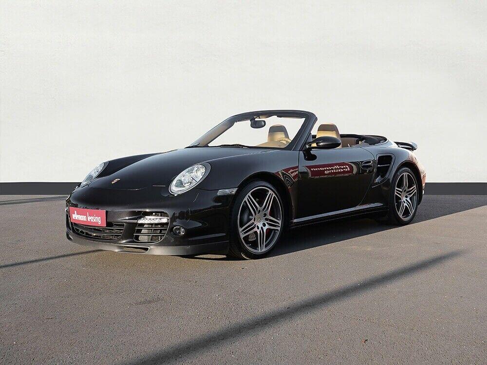 Porsche 911 Turbo 3,6 Cabriolet Tiptr. 2d - 8.495 kr.