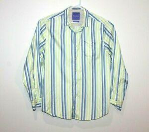 Tommy-Bahama-Island-Modern-Fit-Long-Sleeve-Shirt-Men-039-s-Size-Large