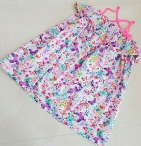 1db40b4dde8 Details about Girls Angels Accessorize By Monsoon Summer Holiday Beach  Dress Age 7-8 Years