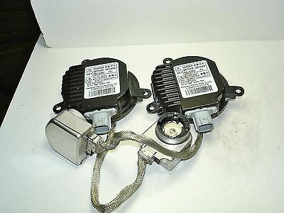 2x OEM Nissan 350Z Murano Maxima Altima Infiniti QX FX EX JX Xenon Ballast Kit