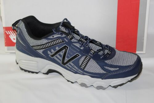 7 Trail Zapatos Balance Xwid New 4e y 8 azul hombre para Mt410sn4 5d gris tamaño Running BBx0wp