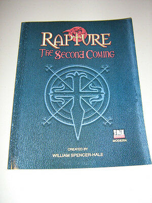 d20: Rapture: The Second Coming (New)