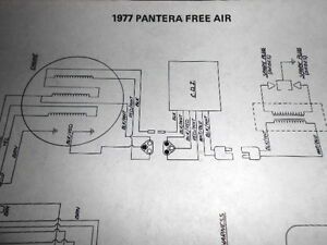 Arctic Cat Wiring Diagram 1977 Pantera Free Air El Tigre Ebay