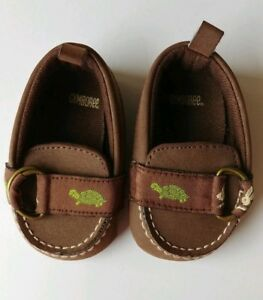 Gymboree Baby Boy Crib Shoes