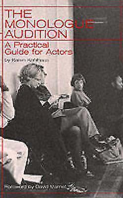 The Monologue Audition von Karen Kohlhaas (2000, Taschenbuch)