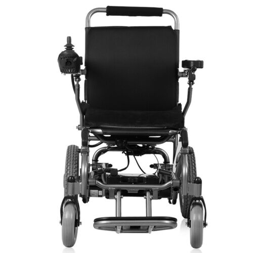 Electric Wheelchair Folding Portable Heavy Duty Lightweight Mobility Power Chair