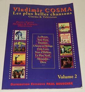VLADIMIR-COSMA-Les-plus-belles-chansons-CINEMA-amp-TELEVISION-Volume-2-SONGBOOK