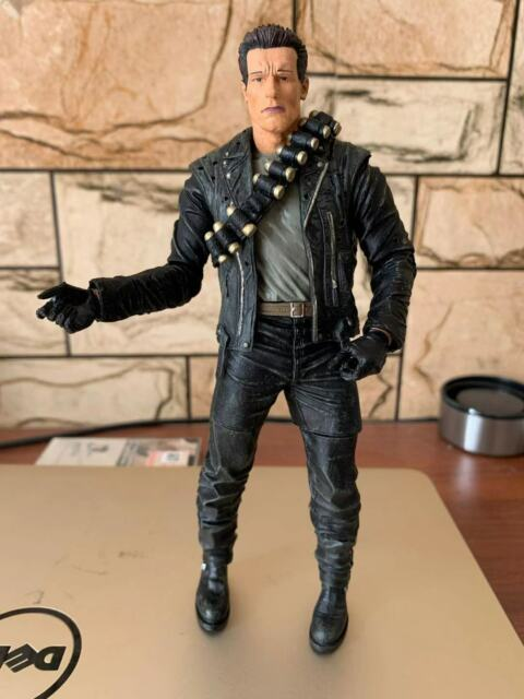 NECA The Terminator 2 T-800 T-1000 7 Types PVC Action Figure Model Toy