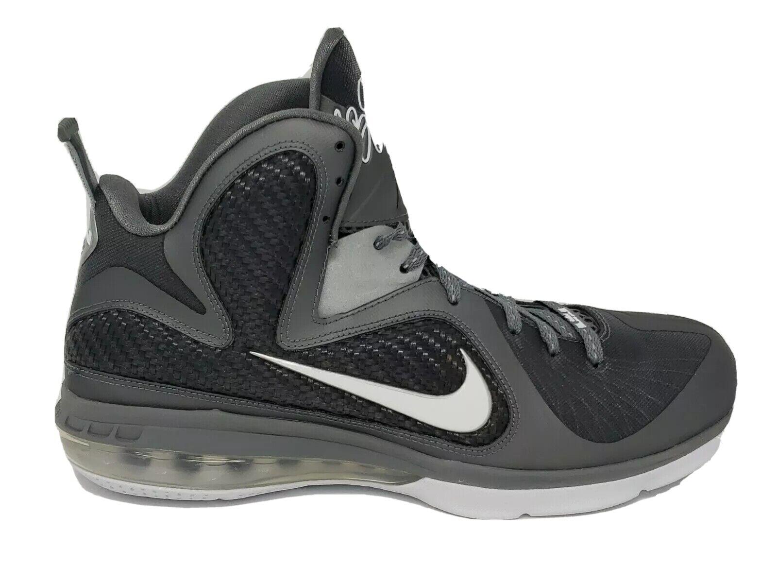 DS Nike Lebron 9 Cool Grey 11 White