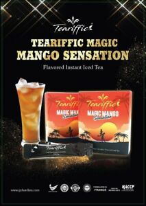 Magic Mango Sentation Iced Tea ( 1 Box With 12 Sachets )