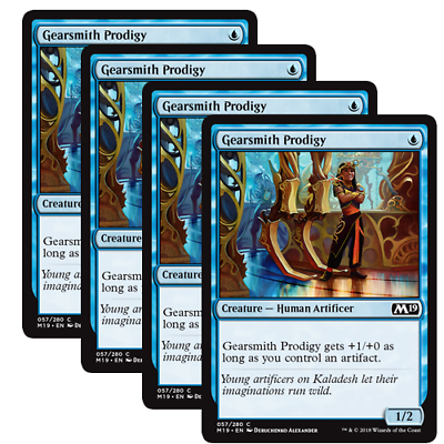 4x Playset MTG Magic the Gathering Complete Set of 4 x4 Cards Torment You Pick!