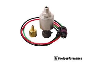 Details about Zeitronix Pressure Sensor (150 PSI / 10 Bar) Gauge Pressure  (Fuel / Air / Oil)