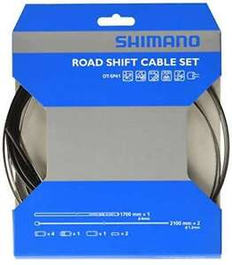 Shimano-shift-cable-set-for-load-SUS-black-Y60098022-F-S-from-JAPAN