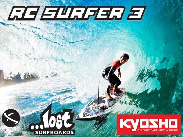 Upgrade - kit fr teile ihrer kyosho  lost  v3 - surfer fr hohe leistung.