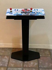 La boîte de Pandore de montage podium 9 9 S 11 11 S 12 12 S 18 18 S 20 S 3D Arcade Console stand
