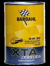 fuel economy synthetic oil mSAPS 5w-30 xta polarplus Bardahl - TRAMUTO