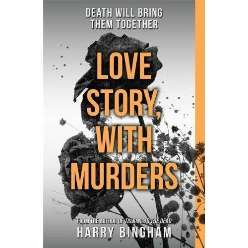 1 of 1 - **NEW PB** Love Story, with Murders by Harry Bingham (Paperback, 2014)