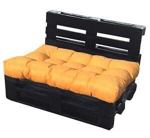Cuscini Seduta Divano.Cuscino Per Bancale Per Seduta Divano Pallet Di Legno 80x120x15cm