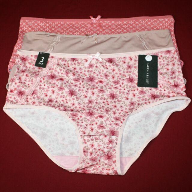 NEW VTG FRUIT OF THE LOOM Bikinis Panties Size 8 Black 3 PAIR