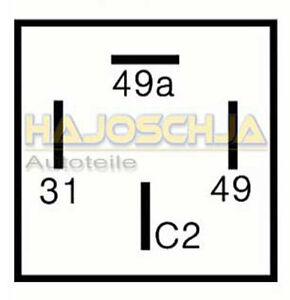 OPEL-Intermitente-del-rele-intermitente-rele-con-ahk-2-1-6-x-21-vatios