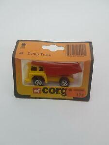 Corgi Juniors Dump Truck unopened 1984