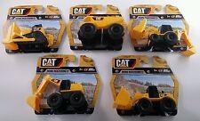 CAT Mini Machine Caterpillar Construction Toy Truck Mini Machine Set of 5 . Dump