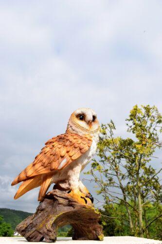Chouette UHU Hiboux Chouette Jardin Personnage Préhension Oiseau Décoration Oiseau Nouveau AST Arbre