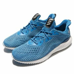 hot sale online 77866 3f0d9 Image is loading Adidas-Men-Shoes-Training-Alphabounce-Engineered-Mesh- Running-