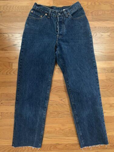 Vintage Levis 501 High Waist Jeans Size 25