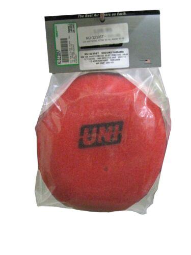 Reusable Foam Air Filter NU-3230ST 03 RM125//250 /& YZ125//250 /& Early YZF//WRF